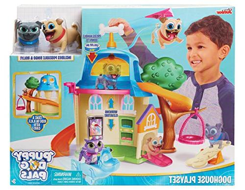 puppy dog pals house