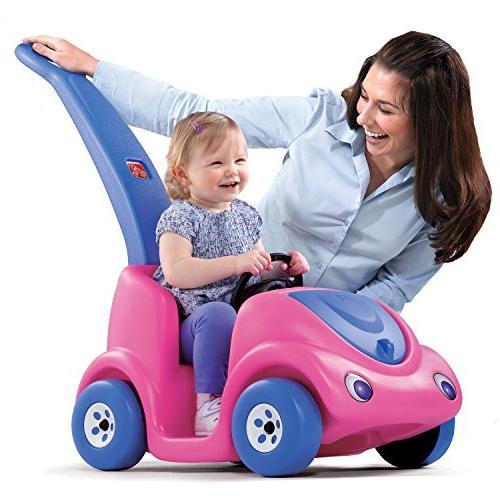 push around buggy ride