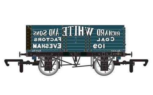 r6757 7 plank wagon
