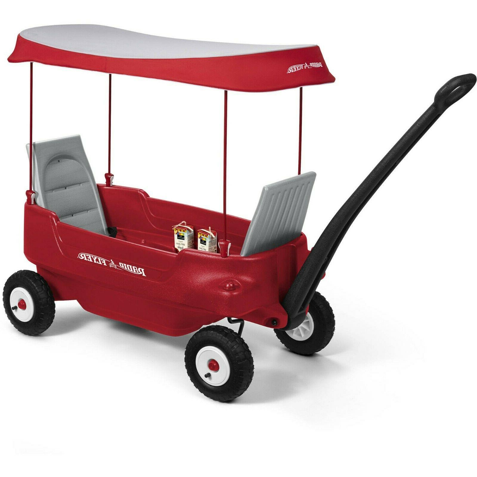 Radio Pathfinder Wagon with Air All