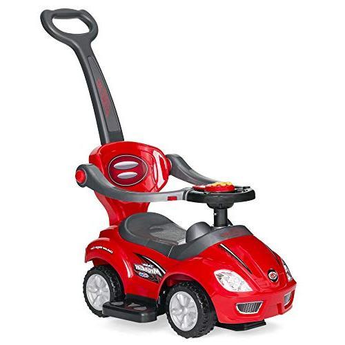 ride 1 push car toddler