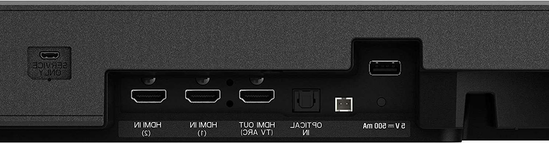 LG SN10YG 5.1.2 570W Sound Bar with Dolby Atmos Black