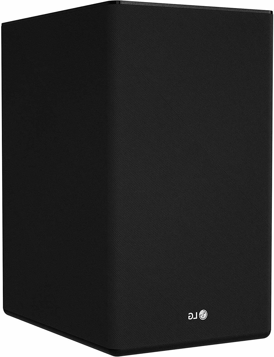 Sound with Atmos Google Assistant, Black