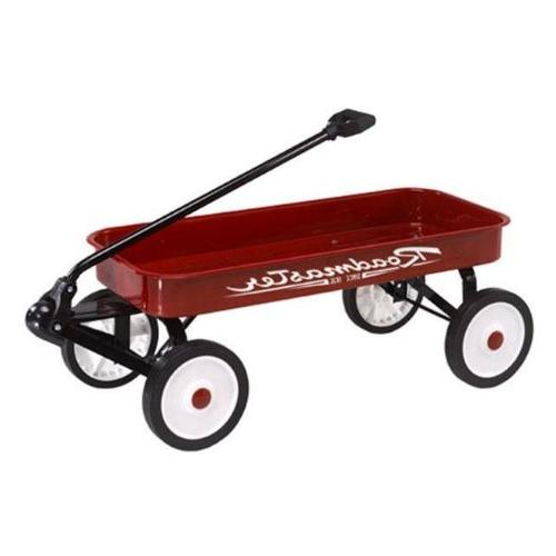 steel wagon