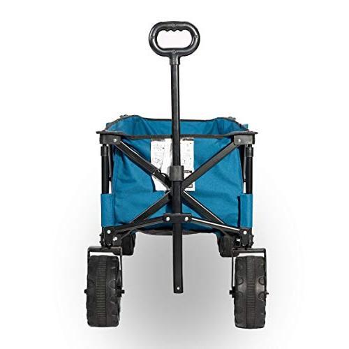 Wagon/Cart Collapsible Sturdy Steel Garden/Beach