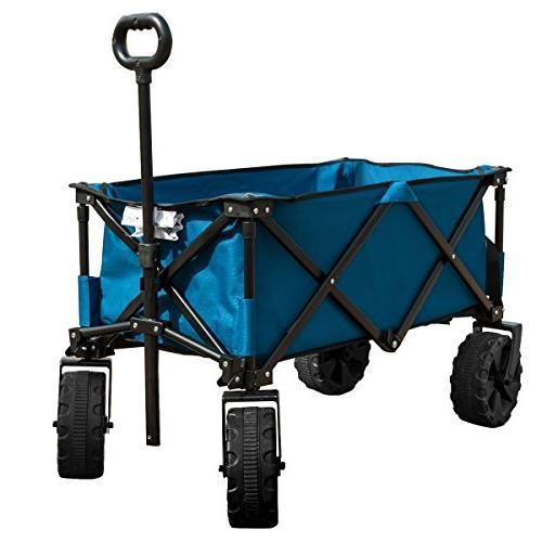 timberridge folding camping wagon cart