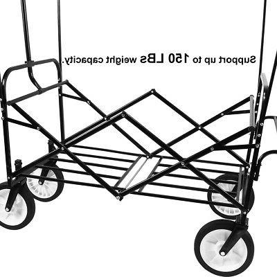 Utility Collapsible Cart Beach Toy Buggy
