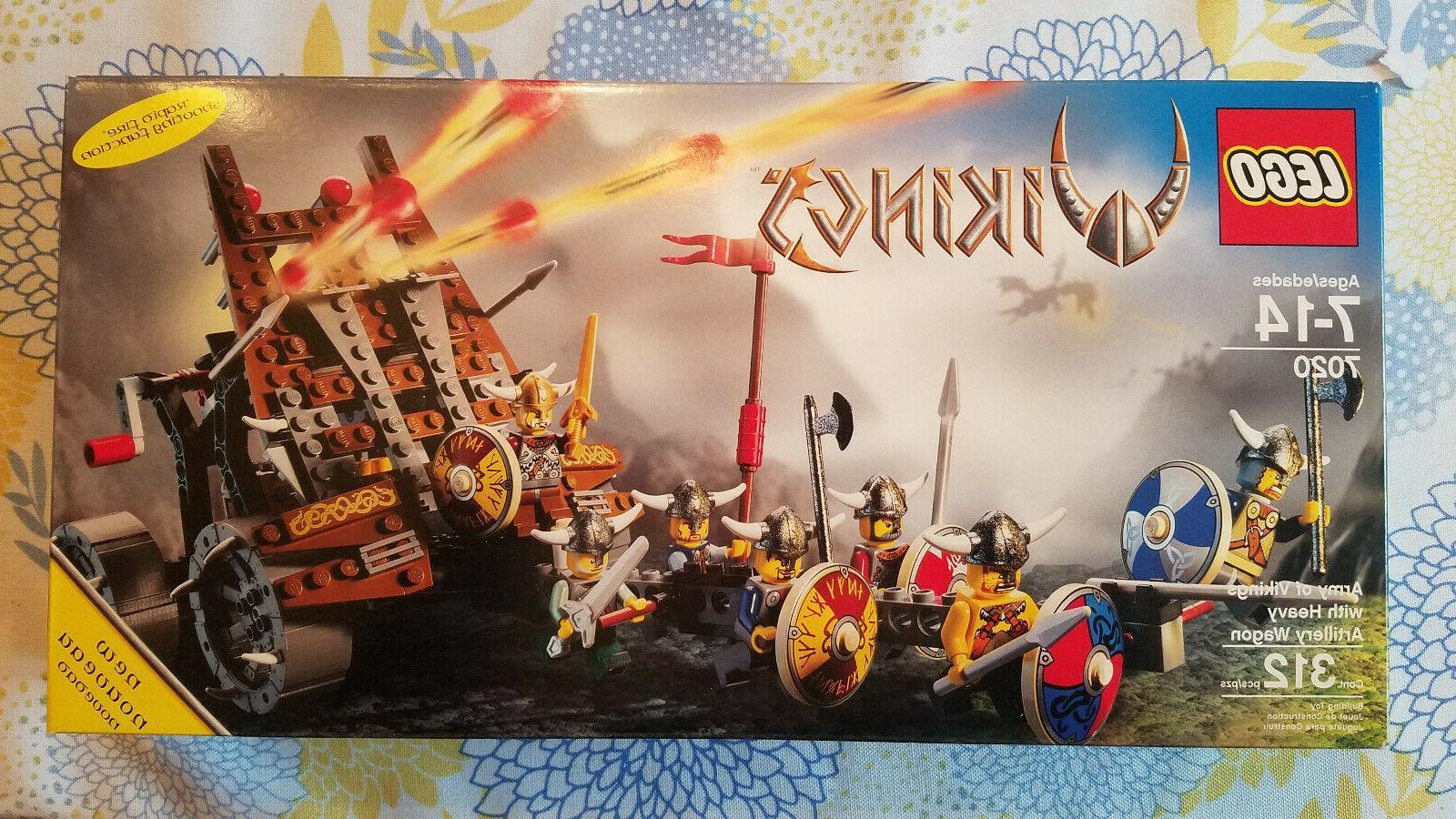 LEGO Vikings Army