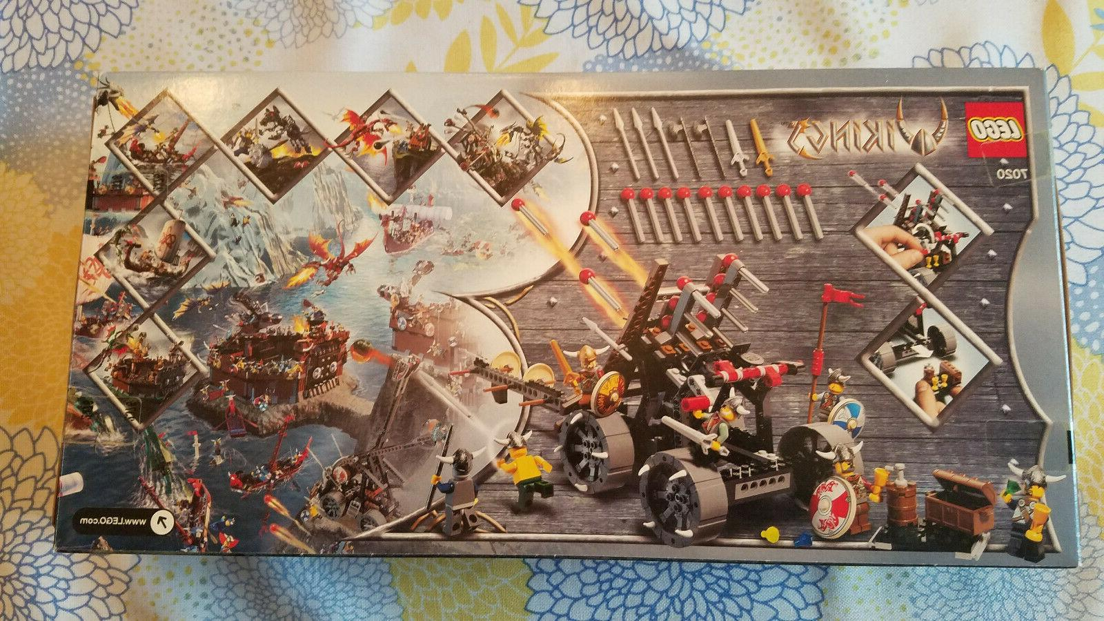 LEGO of with Heavy Artillery Wagon