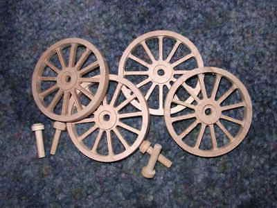 wagon and cannon wheels 2 inch diameter