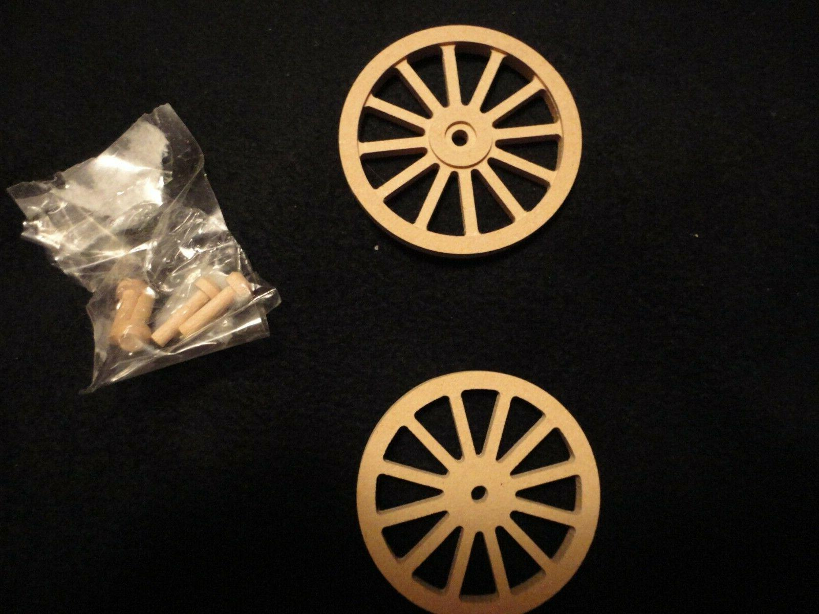 wagon and cannon wheels 212 inch diameter