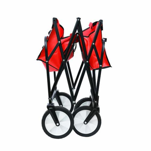 Wagon Camping Outdoor Trolley Beach Utility US