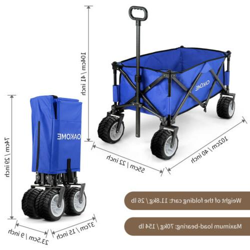 Wagon Cart Camping Beach