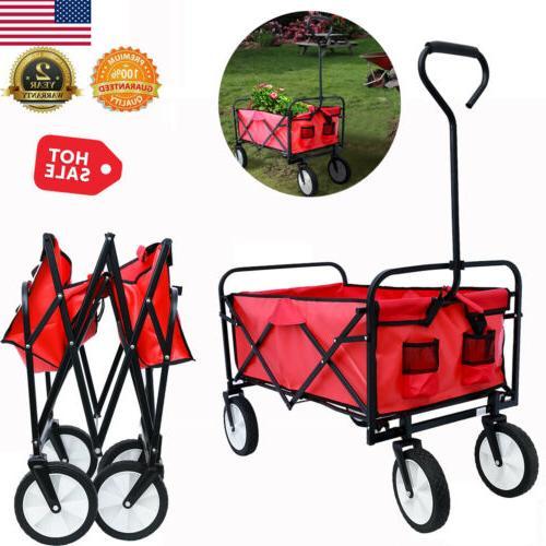 Wagon Cart Collapsible Camping