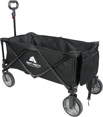 Wagon Cart Folding Collapsible Garden Beach Utility Outdoor