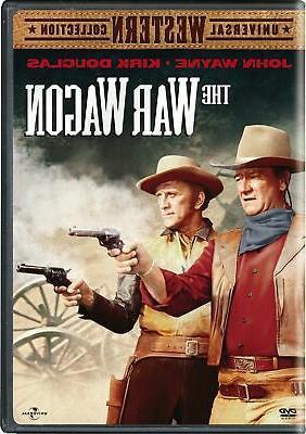 War Wagon DVD