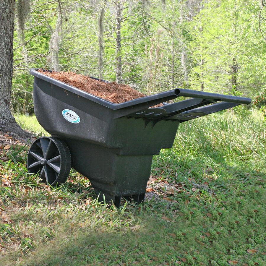 Wheelbarrow Lawn Dirt Dump NEW!