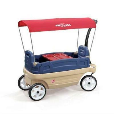 Step2 Touring Wagon Canopy for Kids
