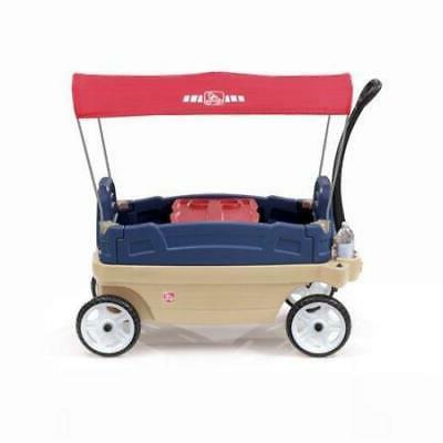 Step2 Whisper Wagon Plastic for Kids