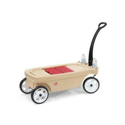 Step2 Wagon Plastic Canopy for