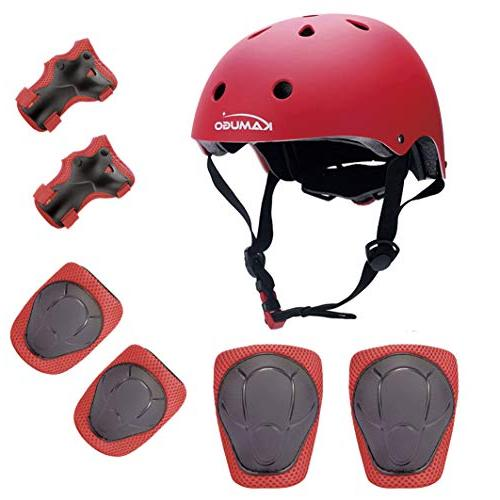 youth adjustable protective gear set