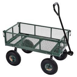 Sandusky Lee CW3418 Muscle Carts Steel Utility Garden Wagon,