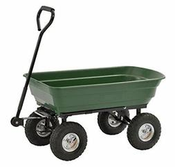 Sandusky Lee Pw3720 Steel/Poly Crate Wagon, 550 lb Load Capa