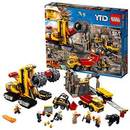 LEGO City Mining Mining Experts Site 60188 Building Kit