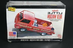 Lindberg Little Red Wagon  1/25 scale model car kit new