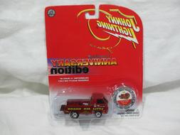 LITTLE RED WAGON   2004 JOHNNY LIGHTNING LIMITED ANNIVERSARY