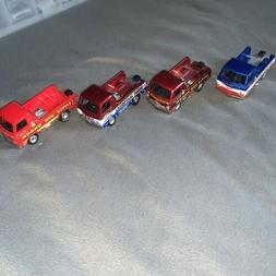 Lot of Dodge A100 Wagons  LOOSE Diecast by Johnny Lightning