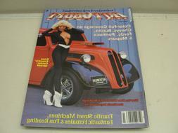MARCH 1985 AUTOBUFF CAR & GIRL MAGAZINE 68 FIREBIRD 57 NOMAD