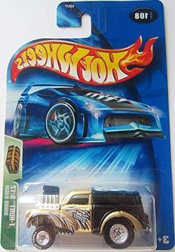 Hot Wheels Mattel 2004 Treasure Hunt 8/12 - Morris Wagon
