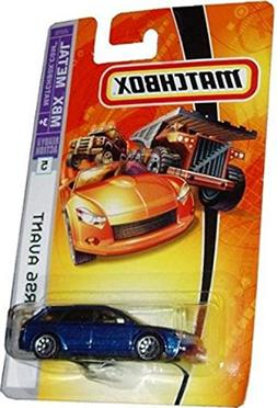 Mattel Matchbox MBX Metal 1:64 Scale Die Cast Car - Metallic