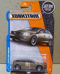 MATCHBOX MBX  CITY SERIES VOLVO V60 WAGON IN BEIGE #14/125