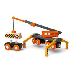 BRIO Mega Crane