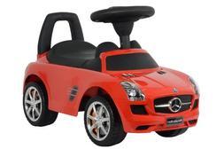 Best Ride On Cars Mercedes Benz Push Car, Black