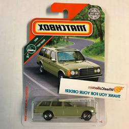 mercedes benz w123 wagon green 2019 case