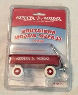 Radio flyer miniature classic wagon model #1. The original l