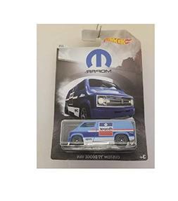 Hot Wheels Mopar Custom 77 Dodge Van 2/8 2018