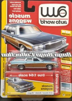 muscle wagons 1976 buick estate wagon series