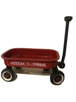 """Radio Flyer My Little Red Wagon Toy  6"""" New With Out Box"""