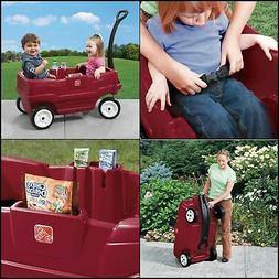 neighborhood wagon with seats