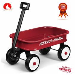 New Flyer Wagon Toy kids Car Little Red Children wheel Pull