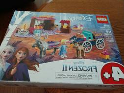 New Frozen II Lego Set 41166 ELSA'S WAGON ADVENTURE