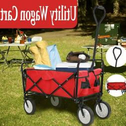 New Kid Wagon Cart Beach Collapsible Folding Camping Trolley