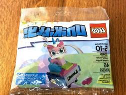 New, Sealed LEGO Polybag - Unikitty - 30406 - Roller Coaster