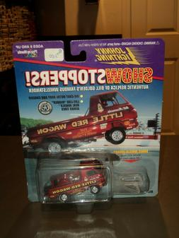 NEW Johnny Lightning - Show Stoppers Little Red Wagon 1:64 D
