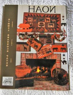 Noah - Red Wagon Quilt Pattern Book - Kimmel, Brannock, Pate