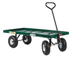Farm-Tuff Nursery Wagon - 48in.L x 24in.W, 1200-Lb. Capacity
